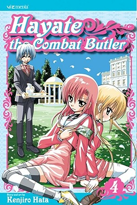 Image for 4 Hayate the Combat Butler