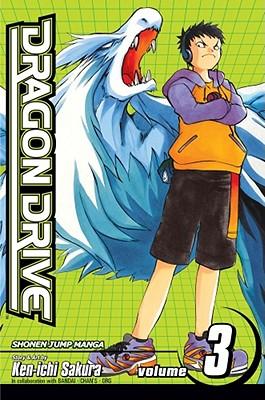 Image for Dragon Drive, Vol. 3