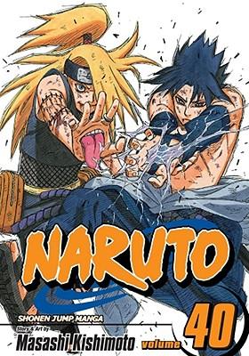 Naruto, Volume 40 (Naruto (Graphic Novels)) (v. 40)