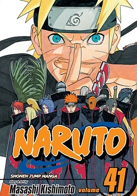 Naruto, Volume 41 (Naruto (Graphic Novels)) (v. 41)