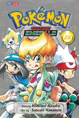Image for Pokemon Adventures (FireRed and LeafGreen), Vol. 28 (Pokemon)