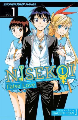 Nisekoi: False Love, Vol. 1, Komi, Naoshi
