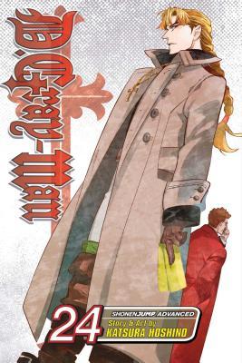 D. Gray-man, Vol. 24, Hoshino, Katsura