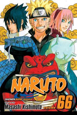 Image for NARUTO Volume 66