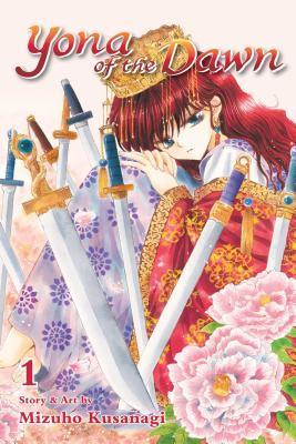 Yona of the Dawn, Vol. 1, Kusanagi, Mizuho