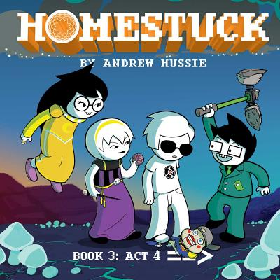 Image for Homestuck: Book 3: Act 4