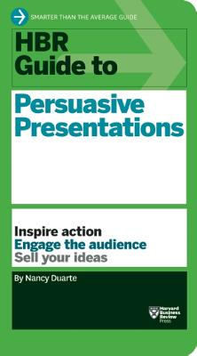 Image for HBR Guide to Persuasive Presentations (HBR Guide Series) (Harvard Business Review Guides)