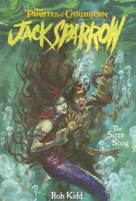 Pirates of the Caribbean: Jack Sparrow #2: The Siren Song, Rob Kidd