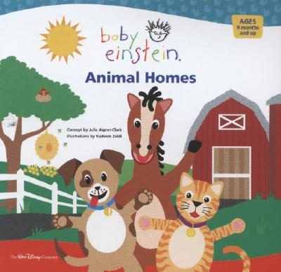 Image for Baby Einstein Animal Homes