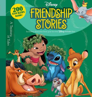 Image for Disney Friendship Stories (Disney Storybook Collections)