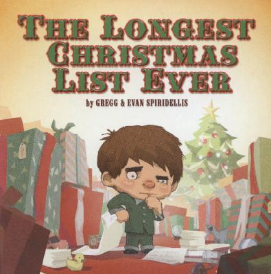 The Longest Christmas List Ever, Gregg Spiradellis