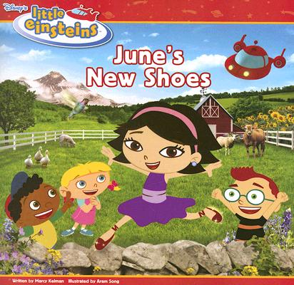 Image for Disney's Little Einsteins: June's New Shoes