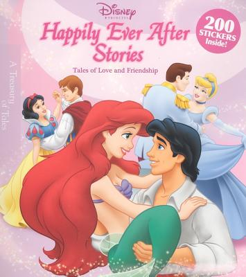 Happily Ever After Stories (Disney Storybook Collections), Various