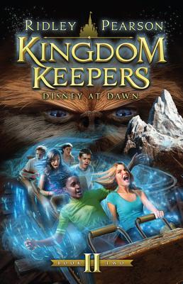 Kingdom Keepers II: Disney at Dawn, Pearson, Ridley