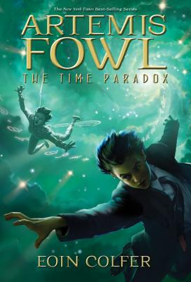Image for The Time Paradox (Artemis Fowl, Book 6)