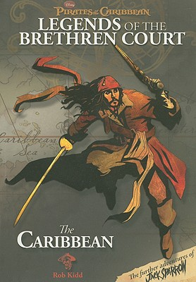 Image for The Caribbean (Pirates of the Caribbean: Legends of the Brethren Court, Book 1)