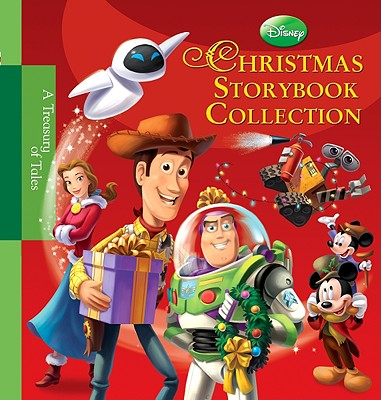 Disney Christmas Storybook Collection (Disney Storybook Collections), Various