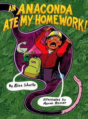 Image for An Anaconda Ate My Homework