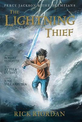The Percy Jackson and the Olympians: Lightning Thief: The Graphic Novel (Percy Jackson & the Olympians), Rick Riordan, Robert Venditti