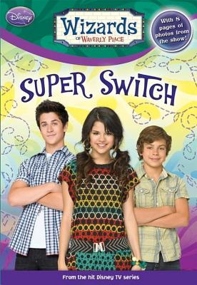 Image for Wizards of Waverly Place #8: Super Switch!