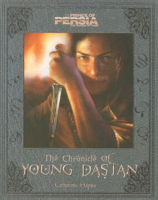 The Chronicle of Young Dastan (Disney Prince of Persia: The Sands of Time), Hapka, Catherine