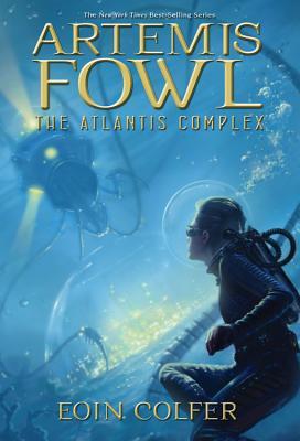 Artemis Fowl: The Atlantis Complex (Book 7), Eoin Colfer