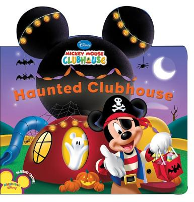 Image for Haunted Clubhouse (Halloween) (Mickey Mouse)