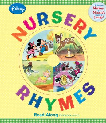 Image for Disney Nursery Rhymes Read-Along Storybook and CD