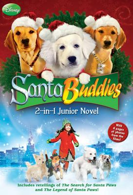 Image for Santa Buddies The 2-in-1 Junior Novel
