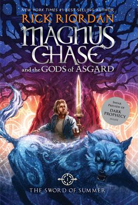 Image for Magnus Chase and the Gods of Asgard Book 1 The Sword of Summer