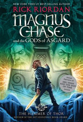 Image for Magnus Chase and the Gods of Asgard, Book 2 The Hammer of Thor
