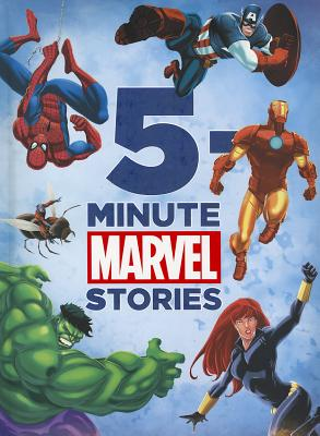 Image for 5 MINUTE MARVEL STORIES