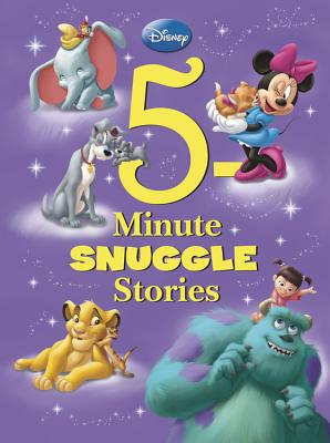 Image for 5-Minute Snuggle Stories (5-Minute Stories)