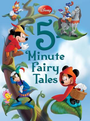Image for Disney 5-Minute Fairy Tales (5-Minute Stories)