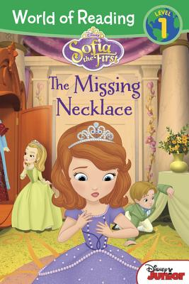 Image for Missing Necklace (Sofia the First)