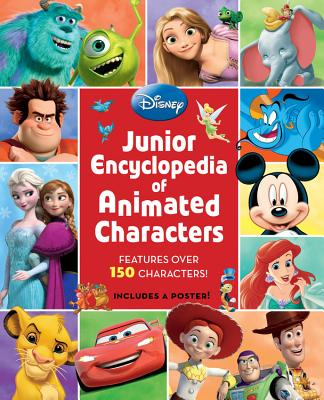 Image for Junior Encyclopedia of Animated Characters