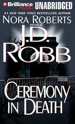 Image for CEREMONY IN DEATH UNABRIDGED CD