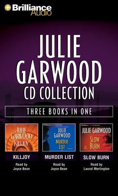 """Julie Garwood CD Collection: Killjoy, Murder List, and Slow Burn"", ""Garwood, Julie"""