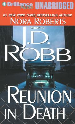 Image for REUNION IN DEATH UNABRIDGED