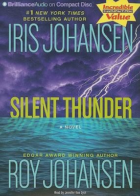 Silent Thunder, Iris Johansen, Roy Johansen
