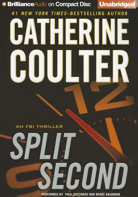 Image for Split Second: An FBI Thriller