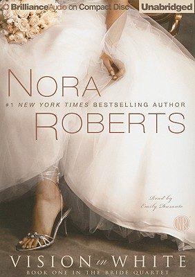 Image for Vision in White (Bride (Nora Roberts))