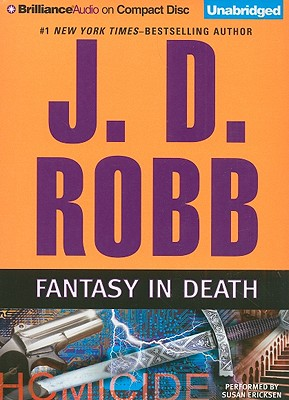 Image for Fantasy in Death (In Death Series)