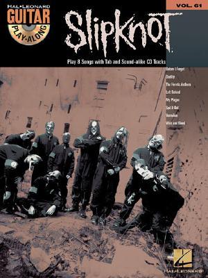 Image for Slipknot: Guitar Play-Along Volume 61