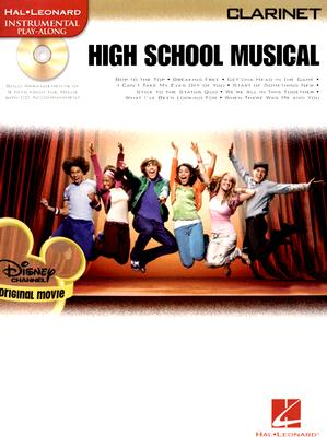 Image for High School Musical (Clarinet Instrumental Play-Along)