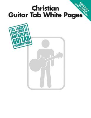 Christian Guitar Tab White Pages (Guitar Recorded Version)