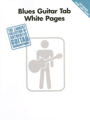 Image for Blues Guitar Tab White Pages