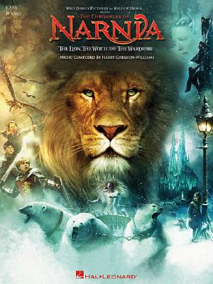 Image for THE CHRONICLES OF NARNIA     THE LION THE WITCH & THE     WARDROBE EASY PIANO