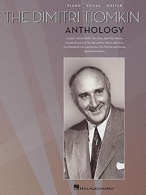 Image for The Dimitri Tiomkin Anthology