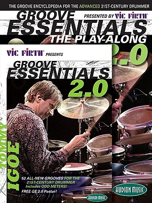 Vic Firth  Presents Groove Essentials 2.0 with Tommy Igoe: Book, CD, DVD combo pack, Igoe, Tommy
